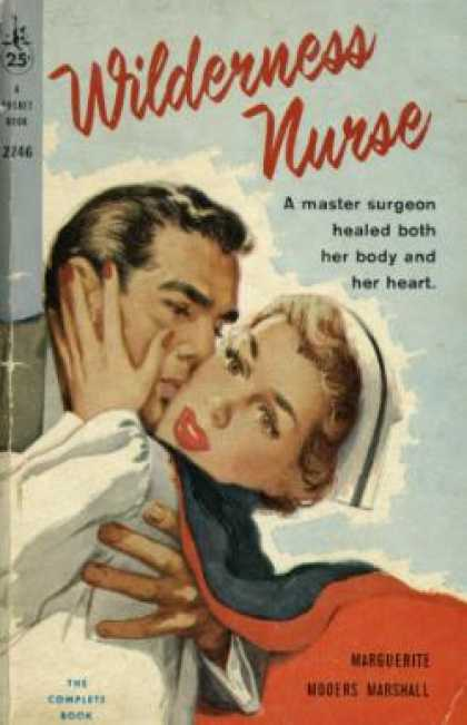 Pocket Books - Wilderness Nurse - Marguerite Mooers Marshall