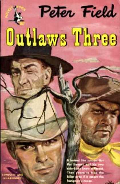 Pocket Books - Outlaws Three - Peter Field