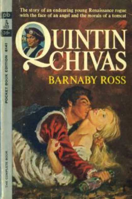 Pocket Books - Quintin Chivas