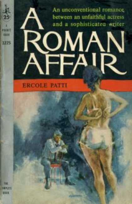Pocket Books - A Roman Affair - Ercole Patti