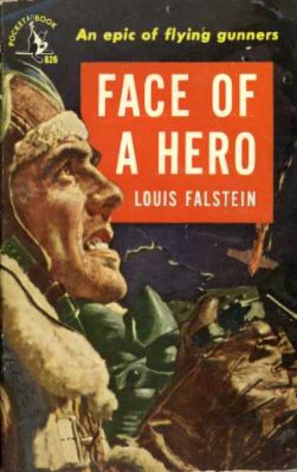 Pocket Books - Face of a Hero - Louis Falstein