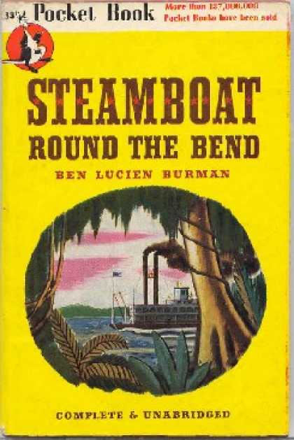 Pocket Books - Steamboat Round the Bend