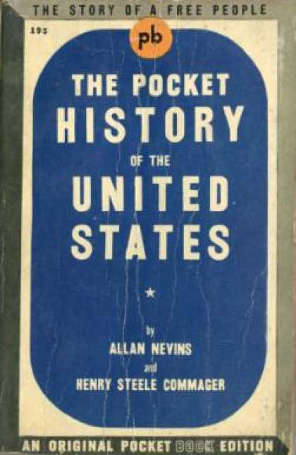 Pocket Books - The Pocket History of the United States - Allan Nevins