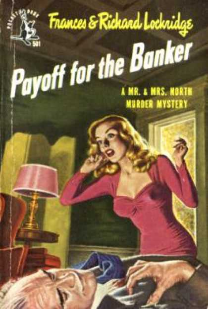 Pocket Books - Payoff for the Banker - Frances and Richard Lockridge
