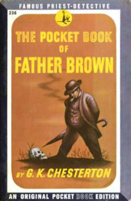 Pocket Books - The Pocket Book of Father Brown - G. K. Chesterton