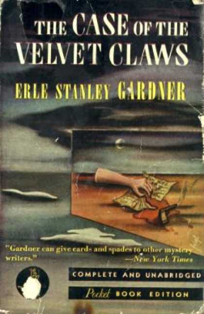 Pocket Books - The Case of the Velvet Claws - Erle S. Gardner