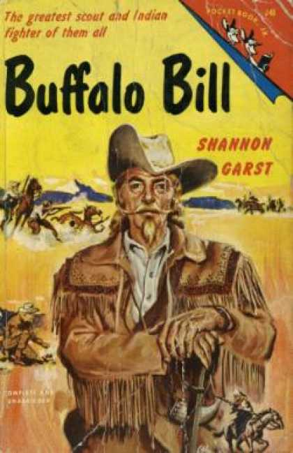 Pocket Books - Buffalo Bill