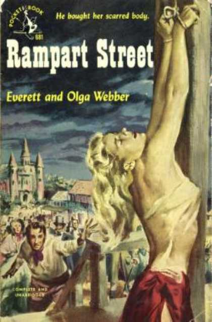 Pocket Books - Rampart Street - Everett Webber