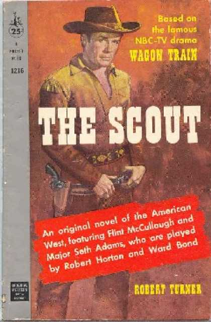 Pocket Books - The Scout - Robert Turner