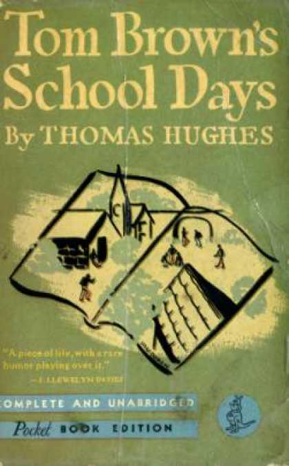 Pocket Books - Tom Brown's School Days