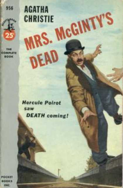 Pocket Books - Mrs. Mcginty's Dead