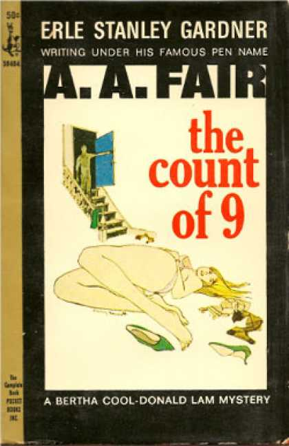 Pocket Books - The Count of Nine