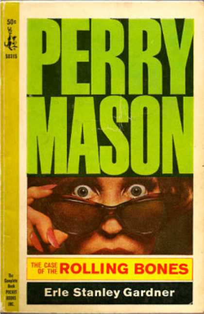 Pocket Books - Perry Mason: The Case of the Rolling Bones