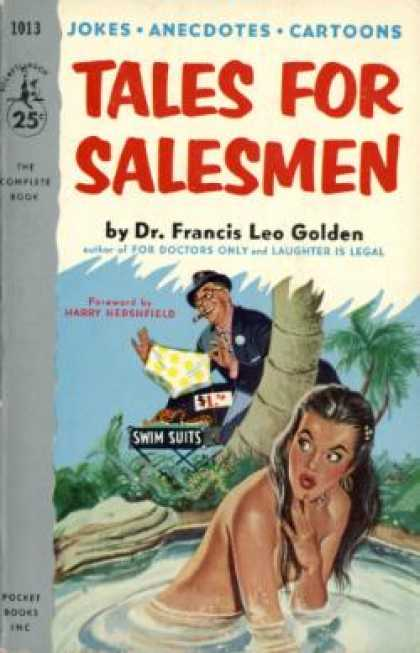 Pocket Books - Tales for Salesmen - Francis Leo Golden