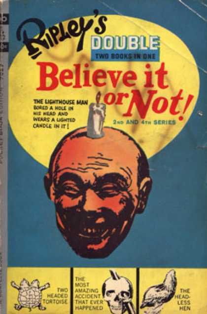 Pocket Books - Ripley's Double Believe It or Not!: 2nd 4th Series - Robert Le Roy Ripley