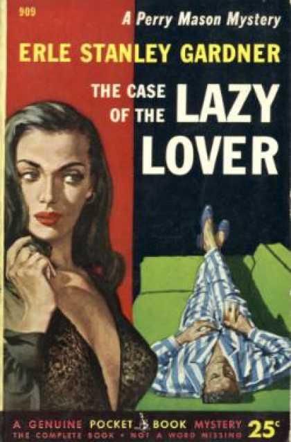Pocket Books - The Case of Lazy Lover