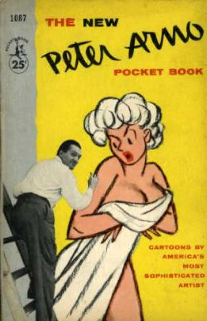 Pocket Books - The New Peter Arno Pocket Book - Peter Arno