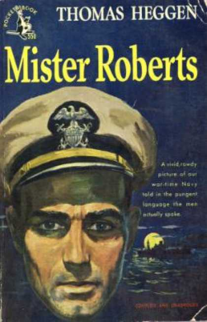 Pocket Books - Mister Roberts - Thomas Heggen