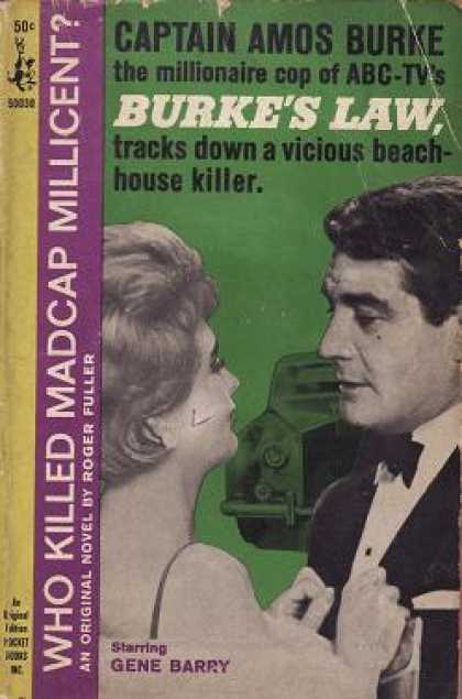 Pocket Books - Who Killed Madcap Millicent: Burke's Law - Roger Fuller