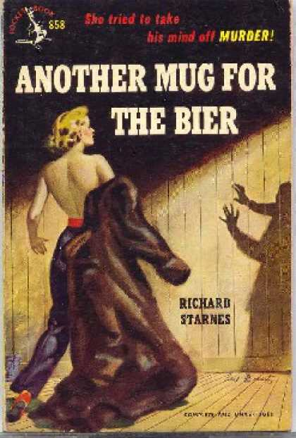 Pocket Books - Another Mug for the Bier - Richard Starnes