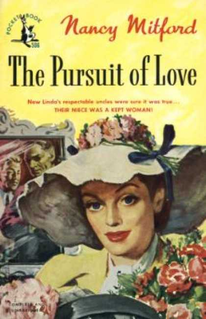 the pursuit of love 1947 222 pages no dust jacket grey cloth boards with gilt lettering to spine firm binding to clean, lightly tanned pages with bright copy throughout previous owner's name to.