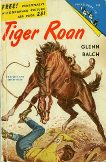 Pocket Books - Tiger Roan - Glenn Balch