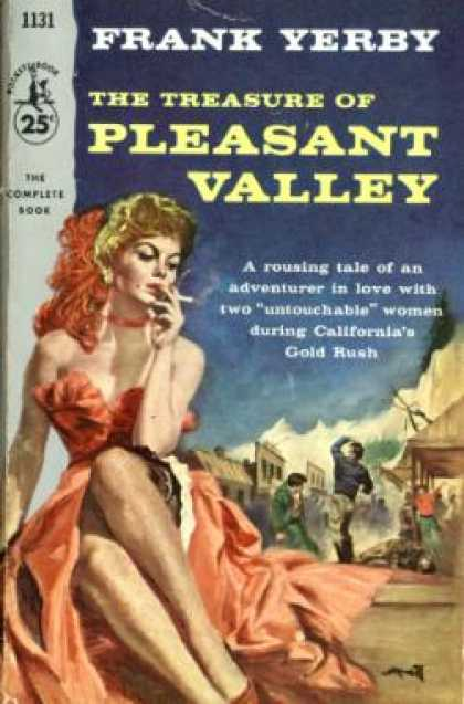 Pocket Books - The Treasure of Pleasant Valley