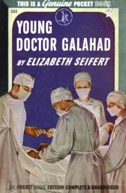 Pocket Books - Young Doctor Galahad