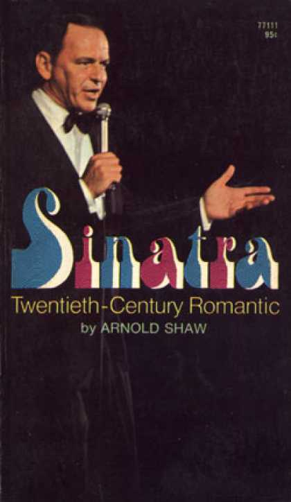 Pocket Books - Sinatra Twentieth-century Romantic