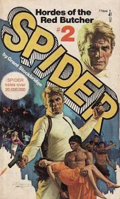 Pocket Books - The Spider, No 2 - Grant Stockbridge