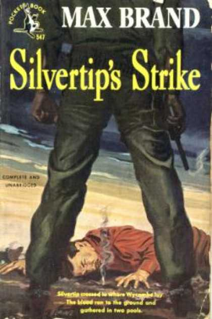 Pocket Books - Silvertips Strike