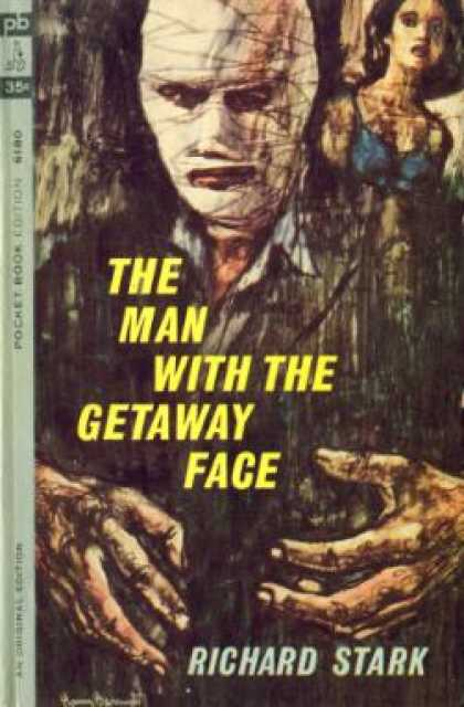 Pocket Books - Man With the Getaway Face
