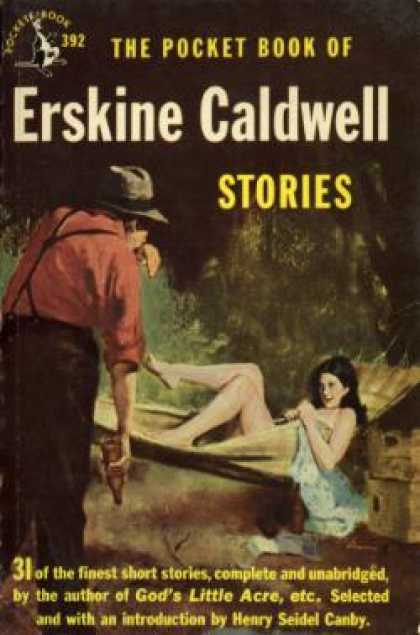 Pocket Books - The Pocket Book of Erskine Caldwell Stories - Erskine Caldwell