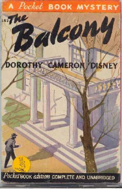 Pocket Books - The Balcony - Dorothy Cameron Disney