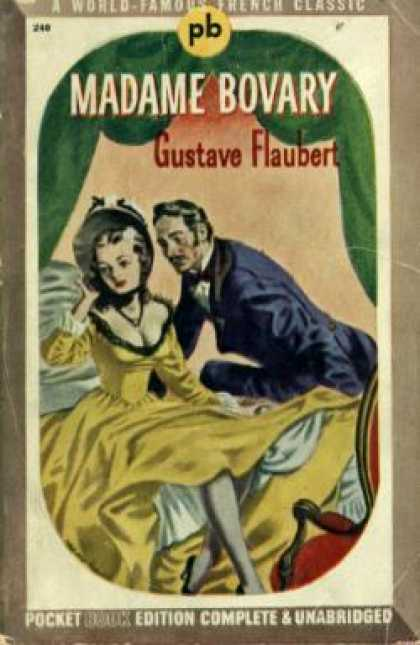 Pocket Books - Madame Bovary - Flaubert