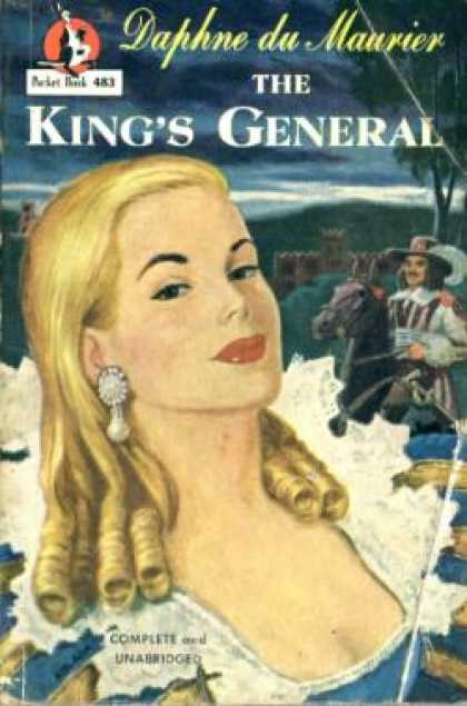 Pocket Books - The King's General - Daphne Du Maurier