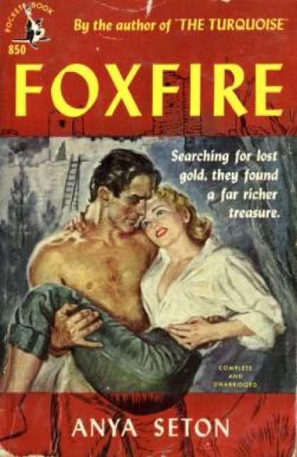 Pocket Books - Foxfire - Anya Seton