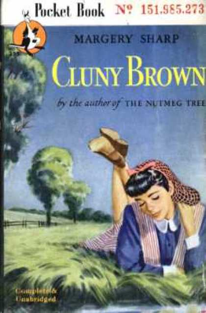 Pocket Books - Cluny Brown - Margery Sharp