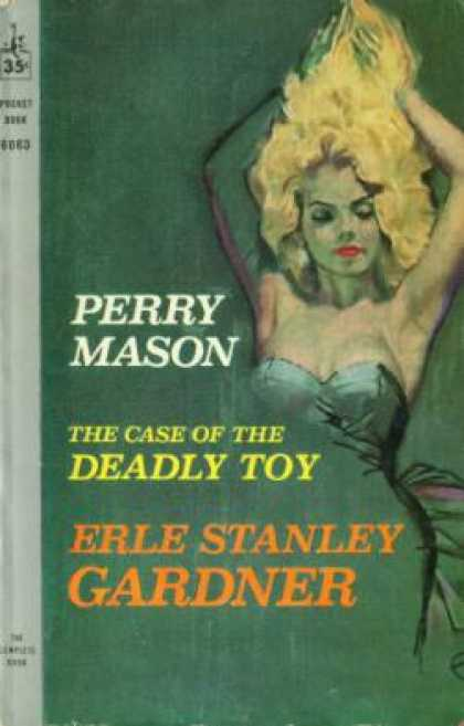 Pocket Books - The Case of the Deadly Toy
