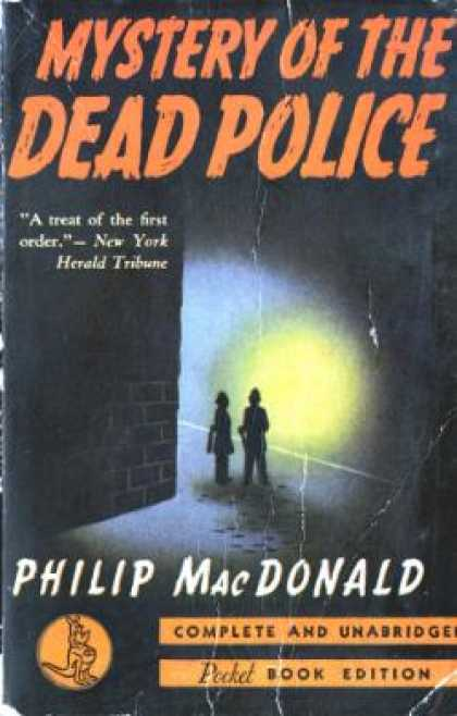 Pocket Books - Mystery of the Dead Police