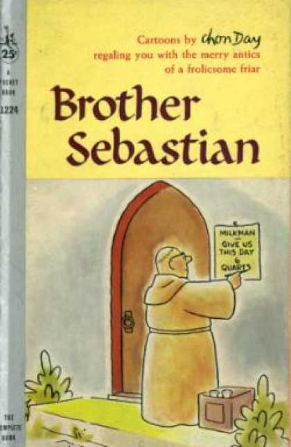 Pocket Books - Brother Sebastian - Chon Day