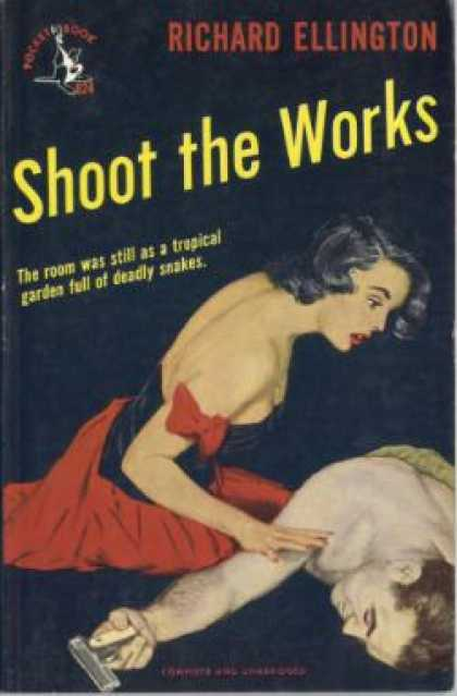 Pocket Books - Shoot the Works - Richard Ellington
