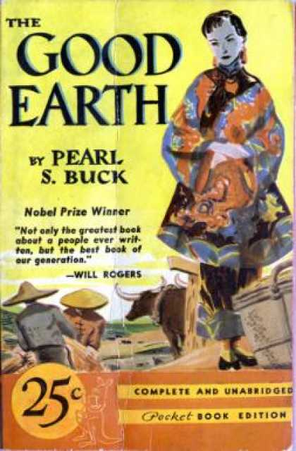 Pocket Books - The Good Earth Pearl S. Buck - Pearl S. Buck