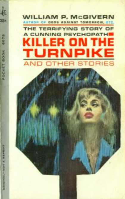 Pocket Books - Killer On the Turnpike and Other Stories - William P. Mcgivern