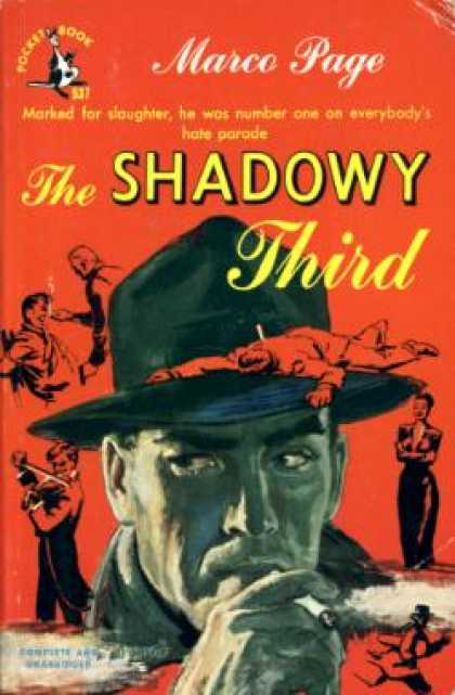 Pocket Books - The Shadowy Third