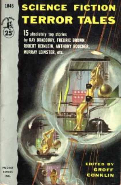 Pocket Books - Science Fiction Terror Tales: 15 Stories