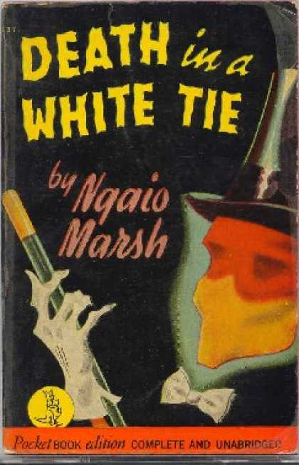 Pocket Books - Death In a White Tie - Ngaio Marsh