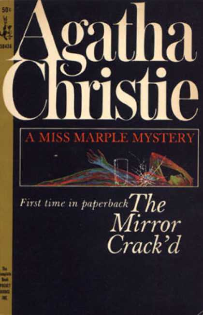 Pocket Books - The Mirror Crack'd - Agatha Christie