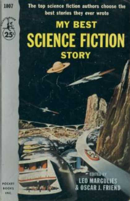 Pocket Books - My Best Science Fiction Story
