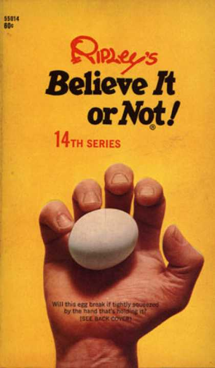 Pocket Books - Ripley's Believe It or Not - Ripley's Enterprises